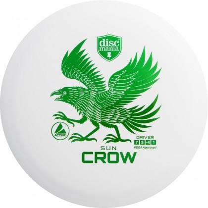 Active Sun Crow