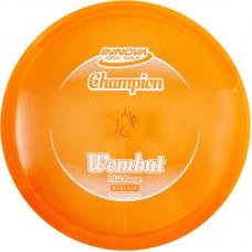 Champion Wombat