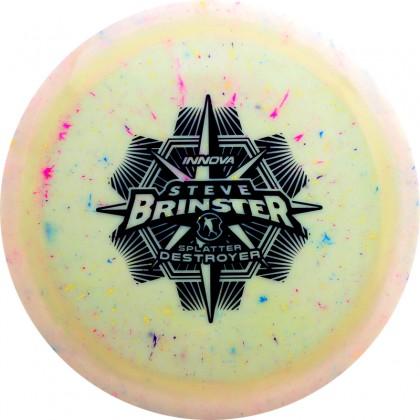 Star Destroyer Splatter Steve Brinster