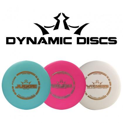 1 Nybegynnersett Prime Dynamic Discs