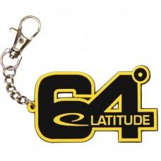 Latitude 64 Key Chain