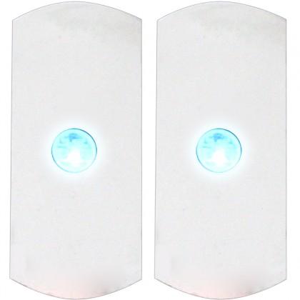 MVP Tri-Lit LED Disc Lights