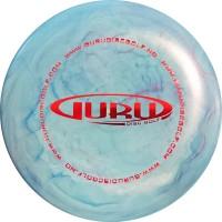 Guru Disc Golf swirly mini