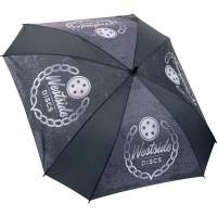 Westside Discs ARC Umbrella  Brushed Aluminum